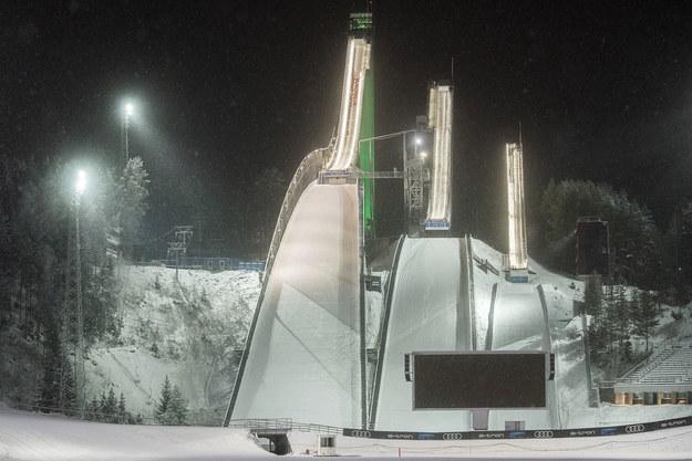 Skocznie w Lahti /MAURI RATILAINEN /PAP/EPA