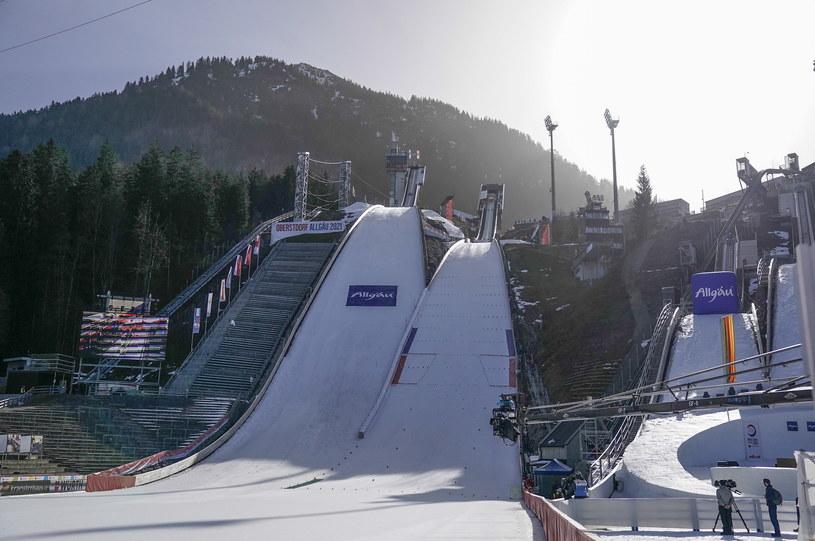 Skocznie w Oberstdorfie /TOMASZ MARKOWSKI / NEWSPIX.PL /Newspix