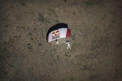 Skoczył z wysokości 29 km nad Ziemią