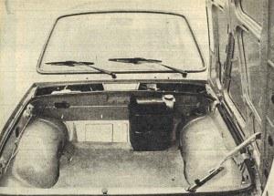 Skoda 105 L /Motor