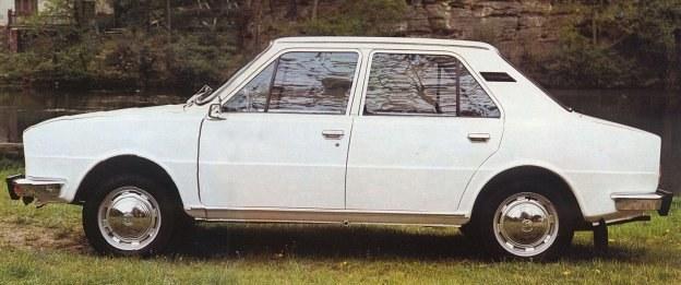 Skoda 105L /Skoda