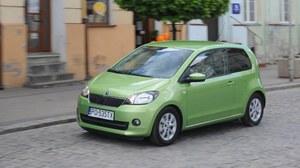Skoda Citigo 1.0 60 KM Ambition - test