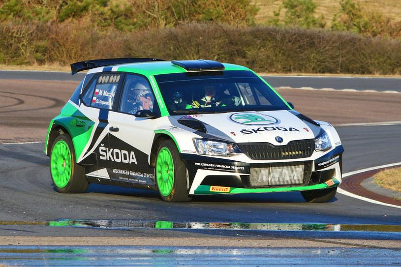 Skoda Fabia R5 /Marek Wicher    /INTERIA.PL