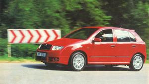 Skoda Fabia RS (2003) - RS pod WRC