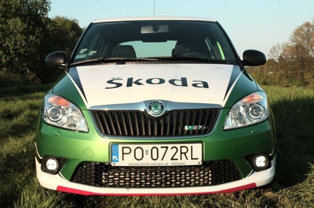 Skoda fabia RS /INTERIA.PL