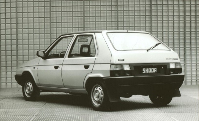 Skoda Favorit /