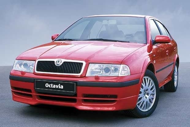 Škoda Inferno ma pobudzić sprzedaż Octavii / kliknij /INTERIA.PL