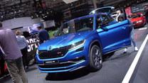 Skoda KODIAQ RS – najmocniejszy SUV w historii marki