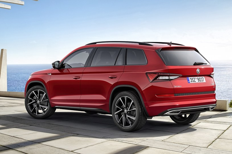 skoda kodiaq sportline i scout we frankfurcie motoryzacja w interia pl. Black Bedroom Furniture Sets. Home Design Ideas