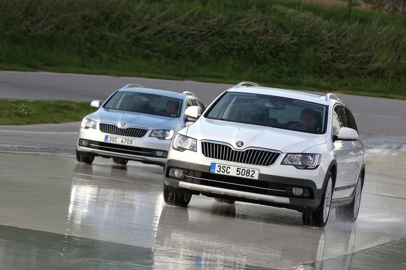 Skoda ma szeroką ofertę samochodów 4x4 /