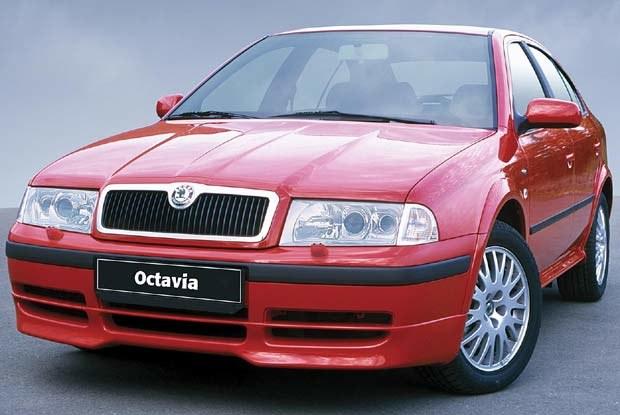 Skoda Octavia Inferno (kliknij) /INTERIA.PL
