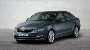 Skoda Octavia po face liftingu