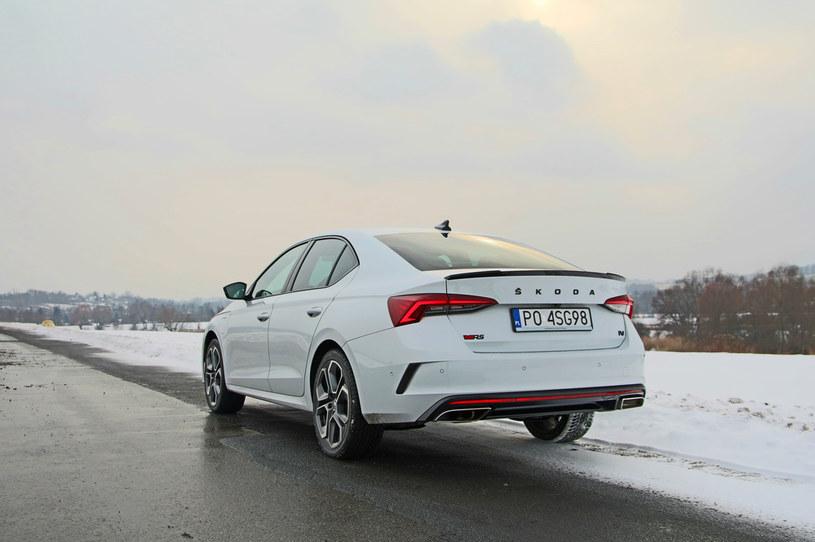 Skoda Octavia RS iV /INTERIA.PL