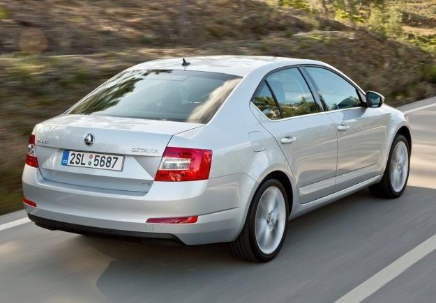 Skoda Octavia to najchętniej kupowany w Polsce nowy samochód /