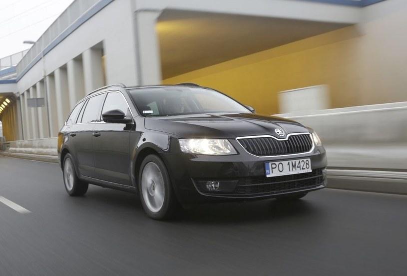 Skoda Octavia to najchętniej kupowany w Polsce samochód /