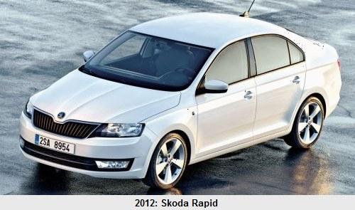 Skoda Rapid /Motor