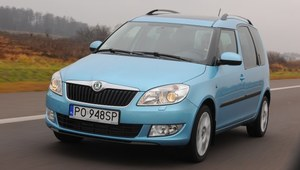 Skoda Roomster 1.2 TSI Ambition - test