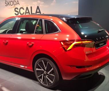 Skoda Scala. Zupełnie nowy model czeskiej marki.Premiera w Tel Avivie
