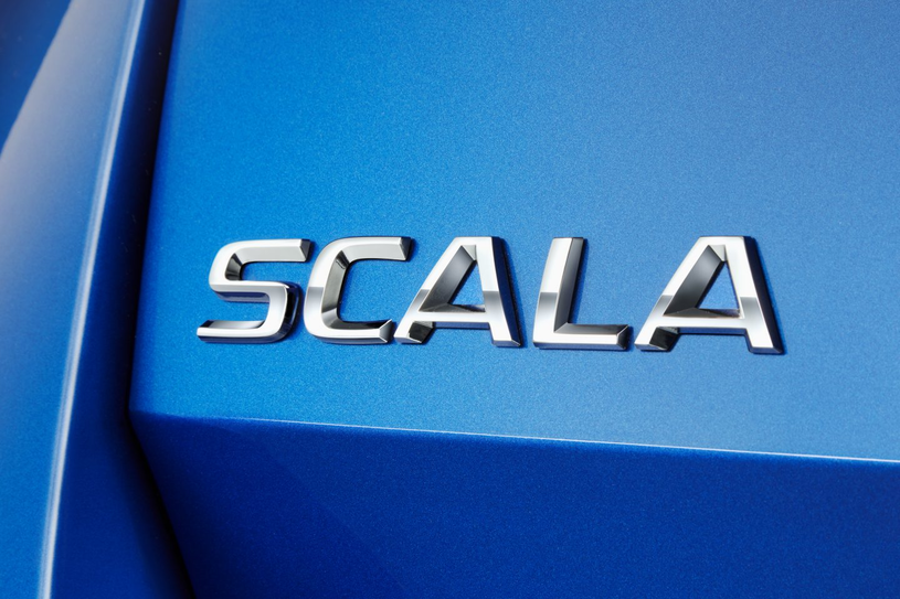 Skoda Scala /