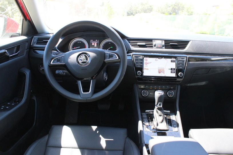 Skoda Superb 2.0 TSI Laurin&Klement /INTERIA.PL