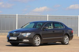 Skoda Superb II (2008-2015)
