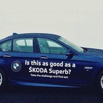 Skoda Superb lepsza niż BMW serii 5?!