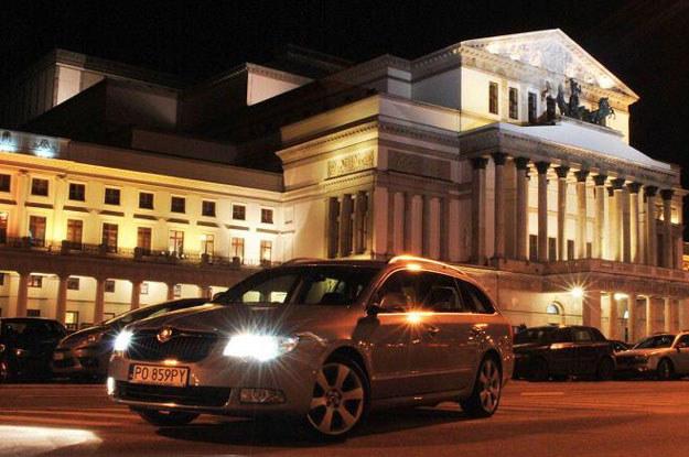 Skoda superb to jedno z najlepszych aut klasy średniej /INTERIA.PL