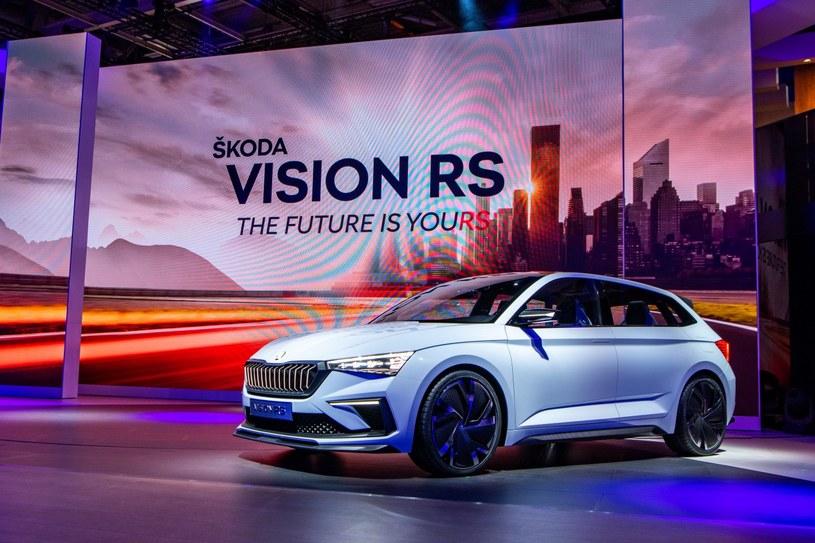 Skoda Vision RS /