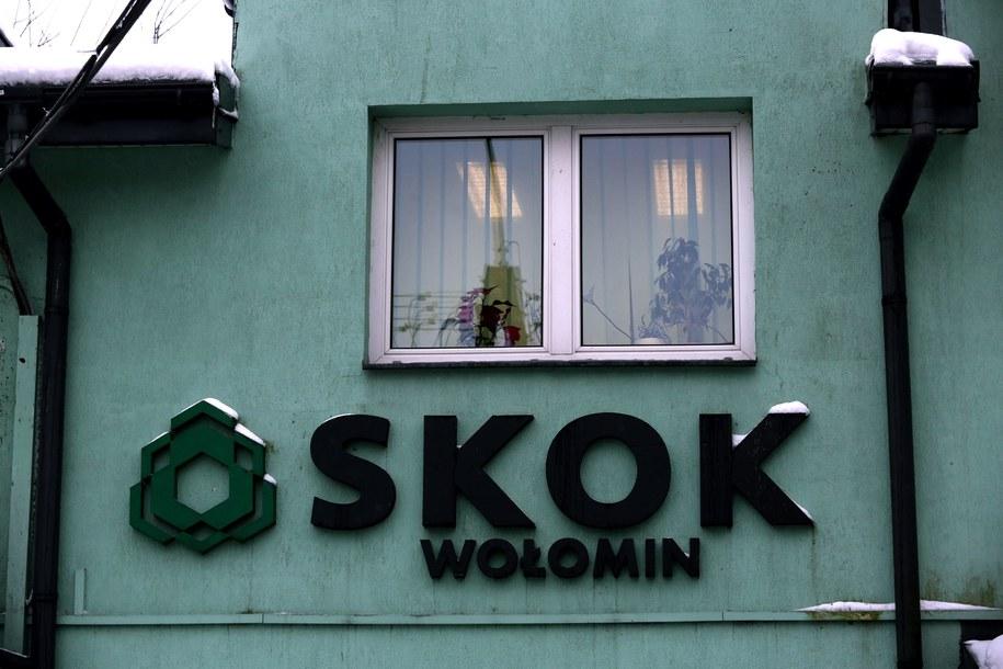 SKOK Wołomin / Tomasz Gzell    /PAP