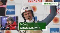 Skoki narciarskie. Adam Małysz o Żyle: Jest strasznie nieobliczalny. Wideo