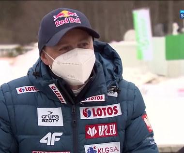 Skoki narciarskie. Adam Małysz podsumował sezon Pucharu Świata w wykonaniu Polaków (POLSAT SPORT). Wideo