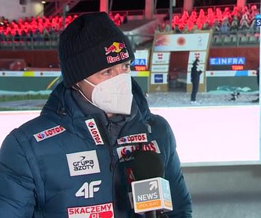 Skoki narciarskie. Adam Małysz: Ten konkurs mógł się podobać (POLSAT SPORT). Wideo