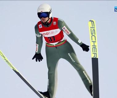 Skoki narciarskie. Andrzej Stękała był o krok od zakończenia kariery (POLSAT SPORT). Wideo