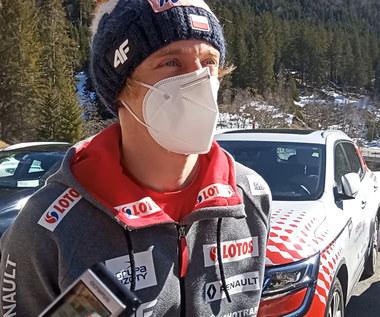 Skoki narciarskie. Dawid Kubacki o wspomnieniach z Seefeld i modelu skoczka. Wideo
