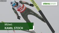 Skoki Narciarskie. Kamil Stoch: Już się nauczyłem, że rzucanie nartami mi nic nie da. Wideo