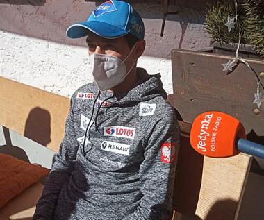 Skoki narciarskie. Kamil Stoch: Mam świadomość swojego potencjału. Wideo