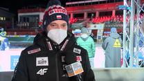Skoki narciarskie. Michal Doleżal podsumował występ polskich skoczków (POLSAT SPORT). Wideo