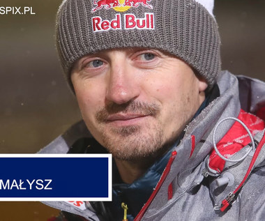 Skoki narciarskie. MŚ w Oberstdorfie. Adam Małysz po konkursie drużynowym. Wideo