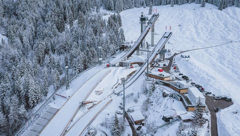Skoki narciarskie. MŚ w Oberstdorfie. Reprezentacja Włoch wycofana z dalszej rywalizacji