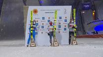 Skoki narciarskie. MŚ w Oberstdorfie. Stefan Kraft wygrał konkurs, Piotr Żyła tuż za podium. Wideo