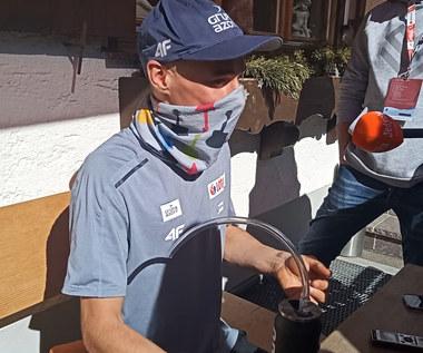 Skoki narciarskie. Piotr Żyła porównuje Doleżala i Horngachera. Wideo