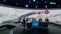 Skoki narciarskie. Prędkości polskich skoczków nie były najlepsze (POLSAT SPORT). Wideo