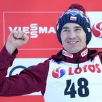Skoki narciarskie. PŚ w Engelbergu. Halvor Egner Granerud wygrał sobotni konkurs, Kamil Stoch drugi