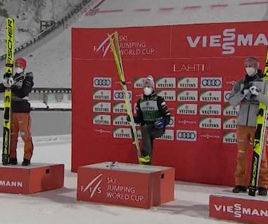 Skoki narciarskie. PŚ w Lahti. Robert Johansson zwycięzcą, Polacy daleko. Wideo