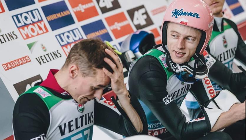Skoki narciarskie - Puchar Świata w Zakopanem. Dawid Kubacki o dyskwalifikacji Piotra Żyły: Może miał taki plan