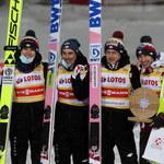 Skoki narciarskie - Puchar Świata w Zakopanem. Dawid Kubacki z niezwykłymi życzeniami dla Piotra Żyły