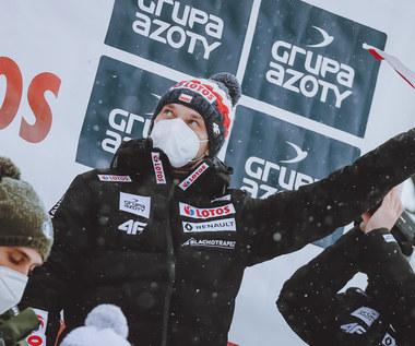 Skoki narciarskie. Puchar Świata w Zakopanem. Doleżal: Chcieliśmy więcej, ale Stękała super