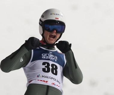 Skoki narciarskie - Puchar Świata w Zakopanem. Marius Lindvik najlepszy w konkursie indywidualnym