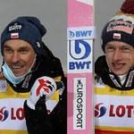 Skoki narciarskie. Puchar Świata w Zakopanem. Smutek Stękały, radość drużyny