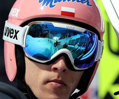 Skoki narciarskie. Puchar Świata w Zakopanem. Szkolny błąd Dawida Kubackiego